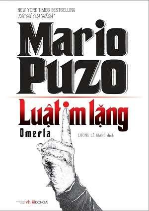 sach luat im lang 5 tác phẩm đặc sắc nhất của Mario Puzo