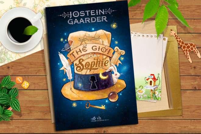sach the gioi cua sophie 7 quyển sách triết học kinh điển mà bạn nên đọc qua trong đời