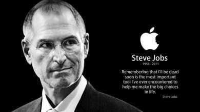 Photo of 10 bài học từ Steve Jobs cho công việc và cuộc sống