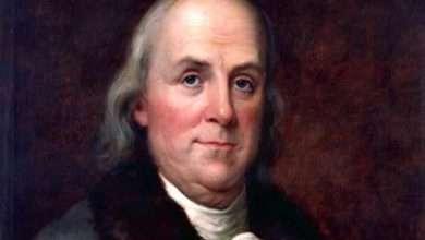 Photo of 13 phương châm sống bất hủ của Benjamin Franklin