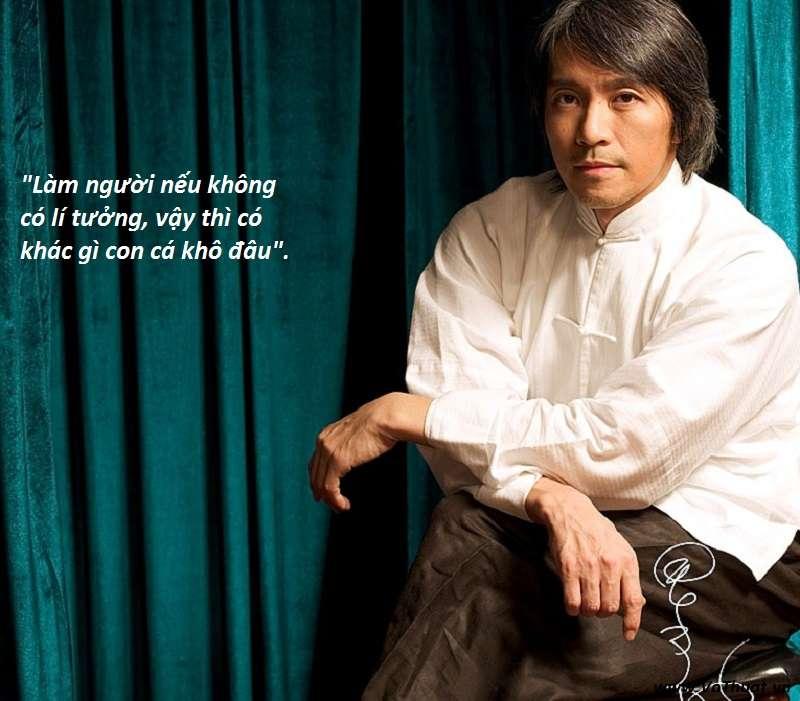 nhan vat chau tinh tri 2 Những câu nói để đời của vua phim hài Châu Tinh Trì
