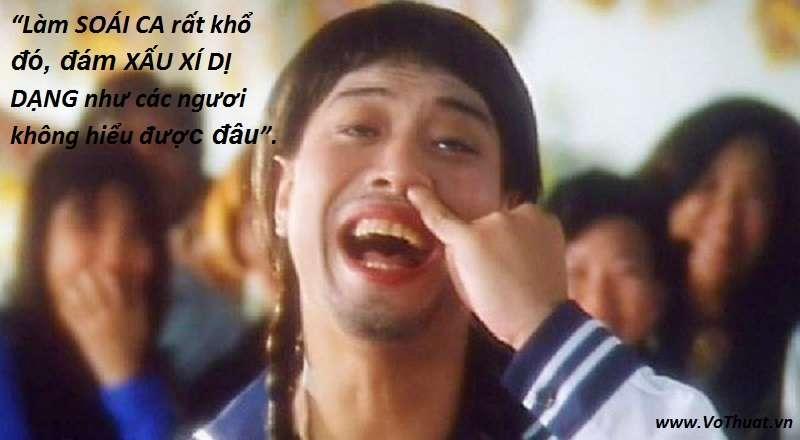 nhan vat chau tinh tri 3 Những câu nói để đời của vua phim hài Châu Tinh Trì