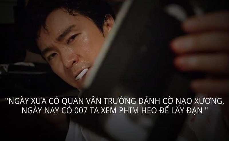 nhan vat chau tinh tri 4 Những câu nói để đời của vua phim hài Châu Tinh Trì