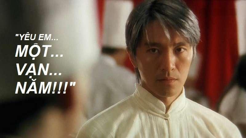 nhan vat chau tinh tri 5 Những câu nói để đời của vua phim hài Châu Tinh Trì