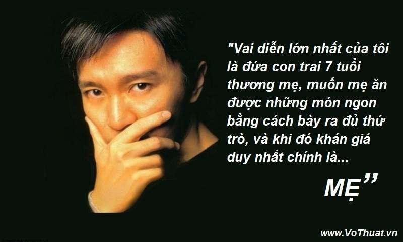 nhan vat chau tinh tri 6 Những câu nói để đời của vua phim hài Châu Tinh Trì