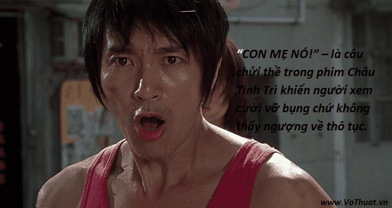 nhan vat chau tinh tri 7 Những câu nói để đời của vua phim hài Châu Tinh Trì