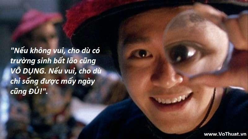 nhan vat chau tinh tri 8 Những câu nói để đời của vua phim hài Châu Tinh Trì