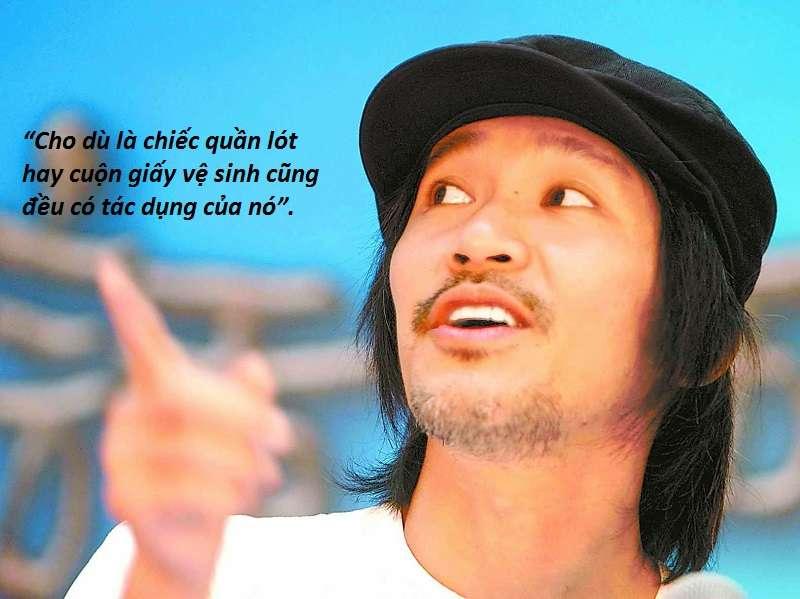 nhan vat chau tinh tri 9 Những câu nói để đời của vua phim hài Châu Tinh Trì