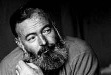 Photo of 10 câu nói hay nhất của nhà văn Hemingway