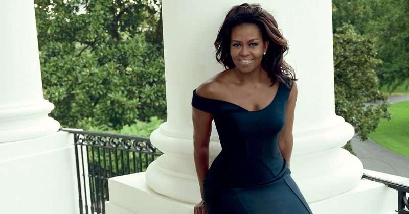 nhan vat michelle obama 10 câu nói đáng nhớ của phu nhân tổng thống Michelle Obama