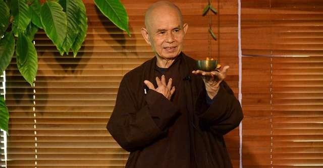 thien su thich nhat hanh 1 30 câu nói của thiền sư Thích Nhất Hạnh giúp bạn sống hạnh phúc hơn