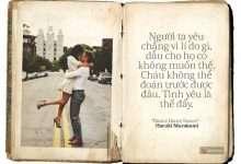 Photo of Có những trích dẫn trong truyện tình, đẹp đến nỗi nghe thôi đã muốn yêu