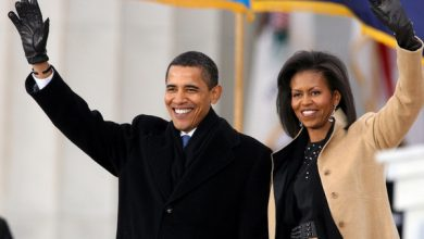 Photo of Những việc làm truyền cảm hứng của người phụ nữ đứng sau Obama