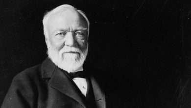 Photo of 4 bài học kinh doanh từ vua thép Andrew Carnegie