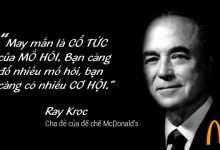 Photo of [Chuyện thất bại] Ray Kroc: Người dựng nên đế chế đồ ăn nhanh hùng mạnh nhất thế giới
