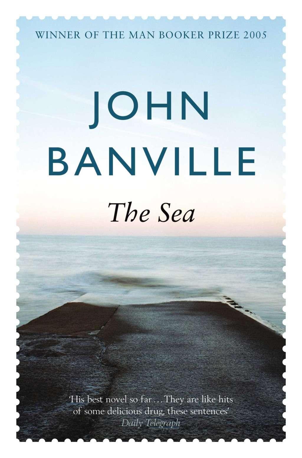 sach bien the sea Bí ẩn văn chương John Banville