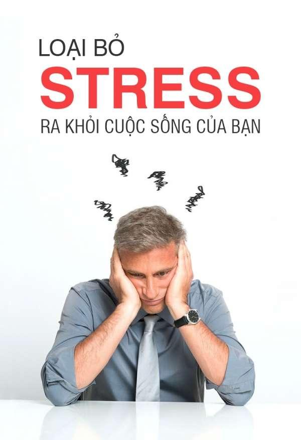 sach loai bo stress Những Cuốn Sách Giúp Bạn Giải Tỏa Stress Và Cân Bằng Cuộc Sống