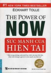 sach suc manh cua hien tai 208x300 7 cuốn sách giúp bạn sống chậm, tận hưởng cả chiều sâu và bề rộng của cuộc đời