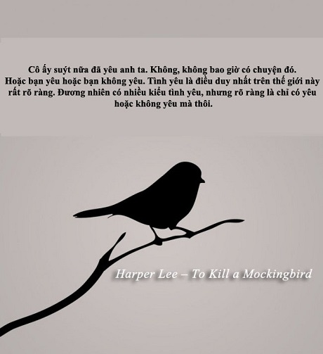 """giet con chim nhai quote 14 20 câu nói hay nhất của nữ nhà văn """"Giết con chim nhại"""""""