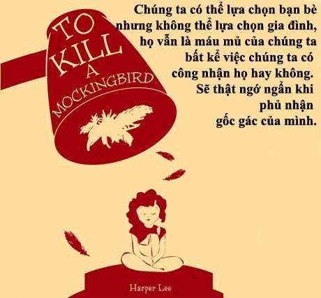 """giet con chim nhai quote 18 20 câu nói hay nhất của nữ nhà văn """"Giết con chim nhại"""""""