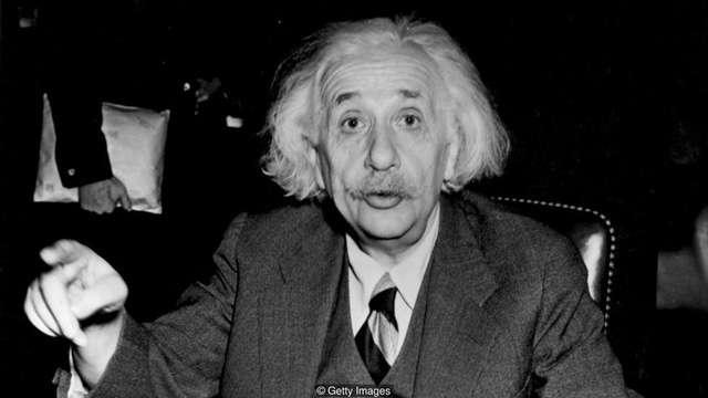 nhan vat einstein 2 Học được gì từ những thói quen kỳ lạ của Einstein?