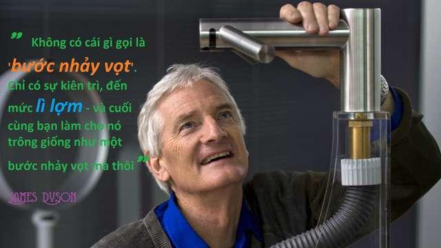 nhan vat james dyson 1 [Chuyện thất bại] James Dyson: Edison thời hiện đại và bài học xương máu