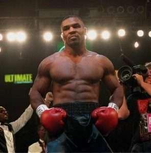 nhan vat mike tyson 1 296x300 Cuộc đời của võ sĩ thép Mike Tyson