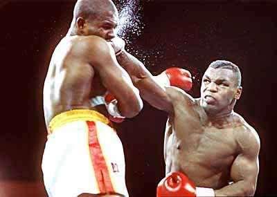 nhan vat mike tyson 11 Cuộc đời của võ sĩ thép Mike Tyson