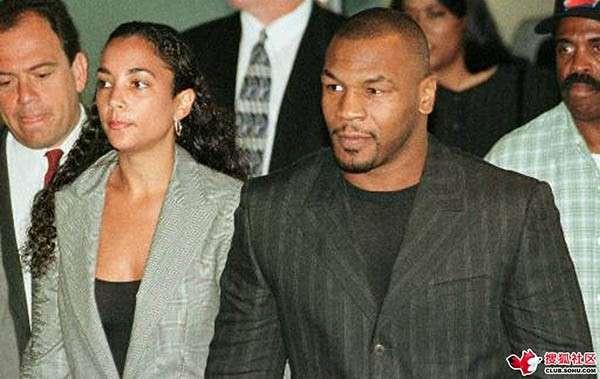 nhan vat mike tyson 15 Cuộc đời của võ sĩ thép Mike Tyson