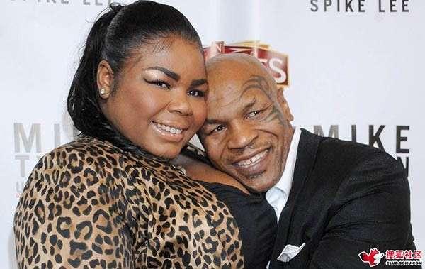 nhan vat mike tyson 17 Cuộc đời của võ sĩ thép Mike Tyson