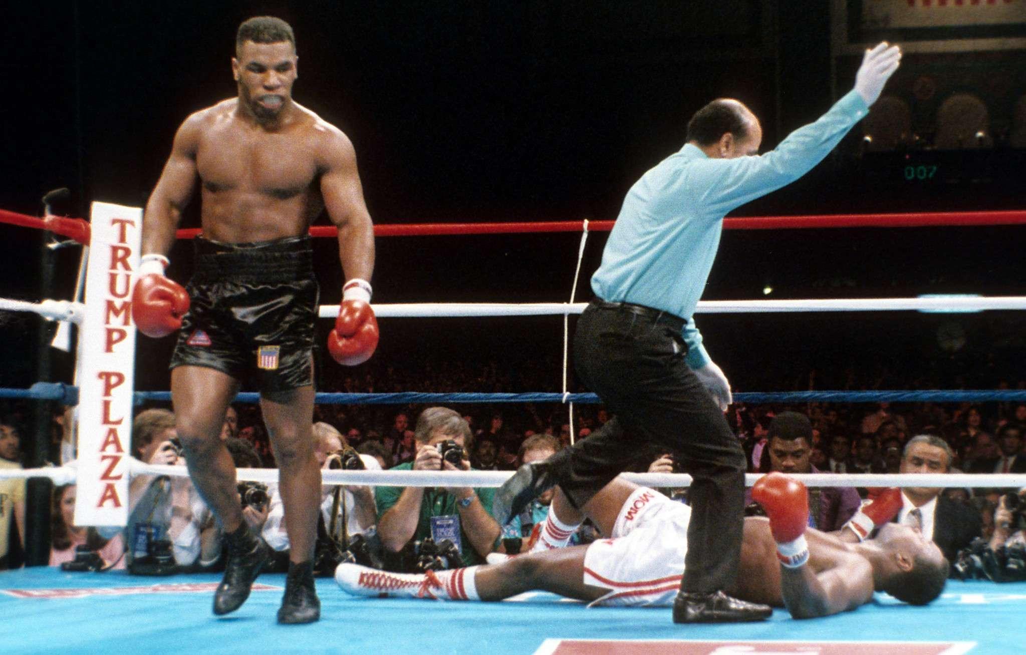 nhan vat mike tyson 2 Cuộc đời của võ sĩ thép Mike Tyson