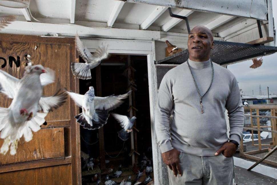 nhan vat mike tyson 21 Cuộc đời của võ sĩ thép Mike Tyson
