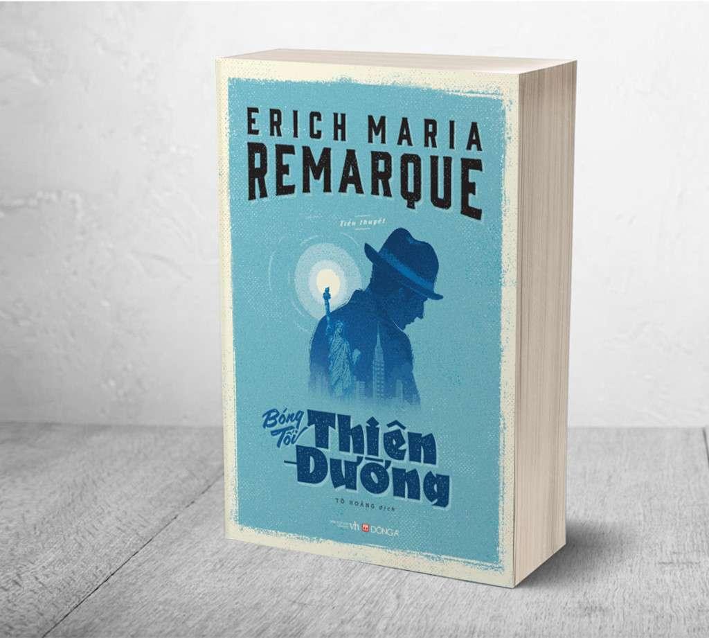 sach bong toi thien duong Erich Maria Remarque – những cuộc chiến và ngày trở về