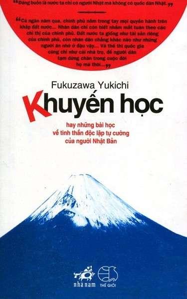 sach khuyen hoc 17 tựa sách hay ở Nhật Bản làm say lòng bạn đọc