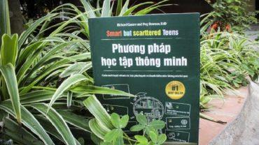 """sach phuong phap hoc tap thong minh 370x208 - Phương pháp đối phó """"tuổi nổi loạn"""" và giúp con học tập thông minh"""