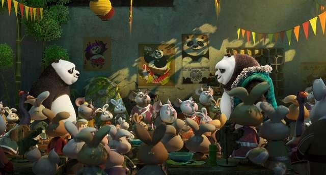 bai hoc tu kungfu panda 2 Hãy xem ngay Kungfu Panda 3, bạn sẽ nhận được 7 bài học cuộc sống tuyệt vời từ đó