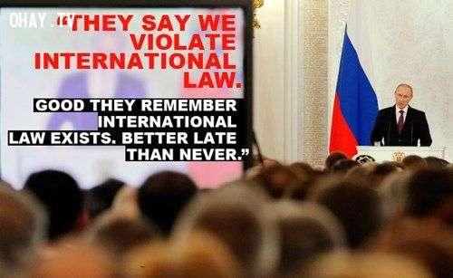 cau noi putin 2 Những câu nói bất hủ của Tổng thống Nga Vladimir Putin