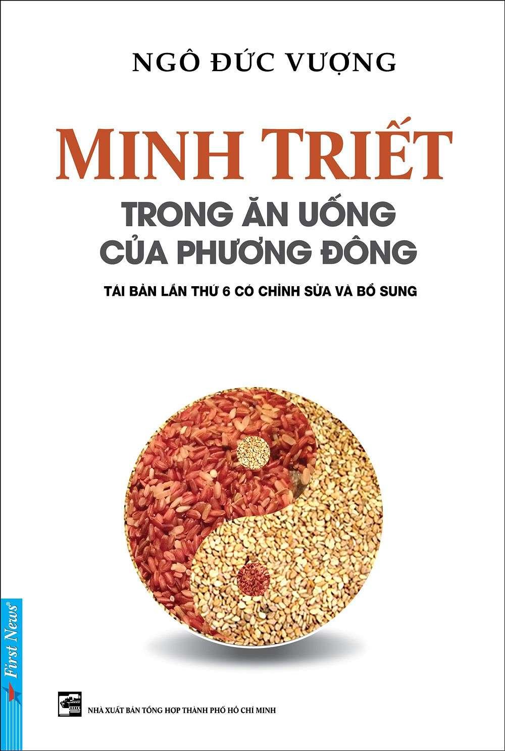 sach minh triet trong an uong cua phuong dong 8 quyển sách hay về dinh dưỡng đọc để tăng cường sức khỏe