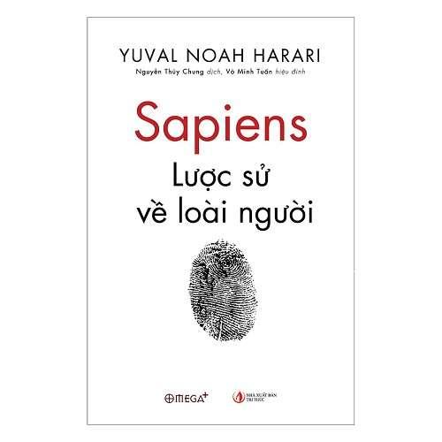 sach sapiens luoc su ve loai nguoi 5 tựa sách hay nên đọc trong tháng 8/2017