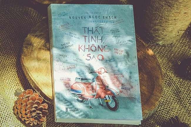sach that tinh khong sao 1 Ngọc Thạch: 'Chữ trên mạng miễn phí, chữ trong sách mới đắt
