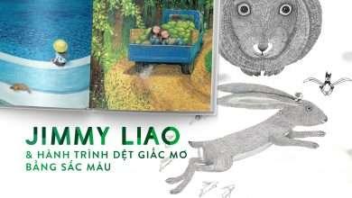 Photo of Jimmy Liao và hành trình dệt giấc mơ bằng sắc màu