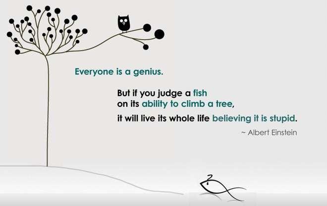 triet ly einstein 2 6 triết lý nổi tiếng gắn liền với tên tuổi Einstein dù ông chưa từng nói