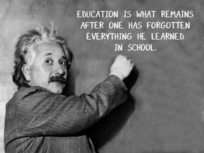 triet ly einstein 3 6 triết lý nổi tiếng gắn liền với tên tuổi Einstein dù ông chưa từng nói