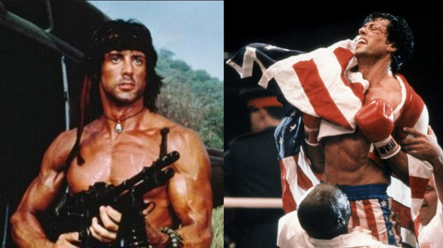 nhan vat Sylvester Stallone 1 Huyền thoại Hollywood Sylvester Stallone: Hãy theo đuổi đến tận cùng ước mơ dù có phải đổ bao nhiêu mồ hôi, máu và nước mắt