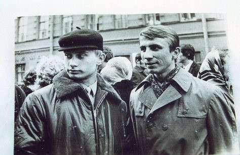 nhan vat putin Chuyện ông Putin vào KGB và bài học cho giới trẻ theo đuổi ước mơ