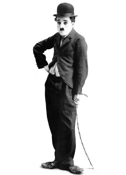 nhan vat sac lo 3 Biểu tượng của nụ cười Charles Chaplin: Khó khăn đến mấy cứ hãy mỉm cười