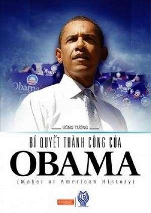 sach bi quyet thanh cong cua obama 5 quyển sách hay về Obama khuyên đọc