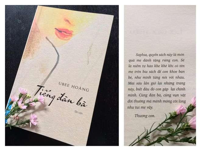 sach tieng dan ba Cùng Ubee Hoàng tìm hiểu về thế giới của đàn bà