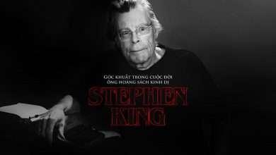 Photo of Stephen King: Góc khuất trong cuộc đời ông hoàng sách kinh dị
