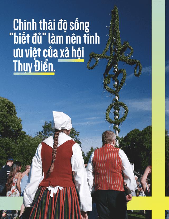 la thu thuy dien 2 Lá thư từ Thuỵ Điển   quốc gia được mệnh danh gần như hoàn hảo